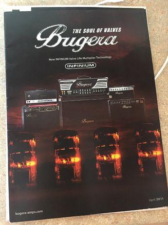 Bugera - katalog 2011 / prospekt