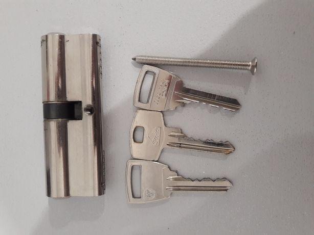 Wkładka Roto L 40/45, 3 klucze w zestawie