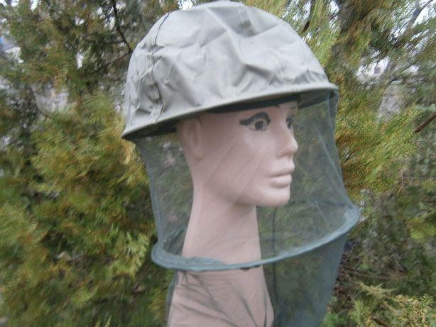 Антимоскитная сетка на голову с металлическим кольцом. MFH 10467