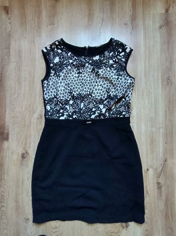 Elegancka sukienka xl