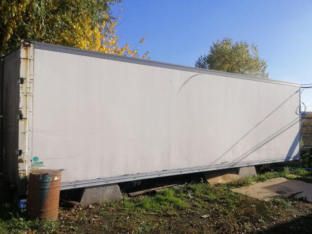 Продам меблеьный фургон, меблевоз, будку длина 8.11
