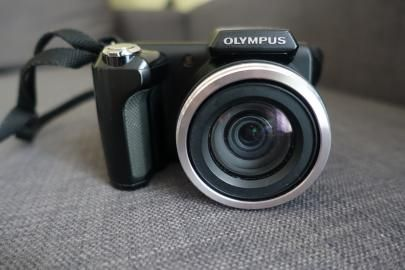 Aparat Olympus SP-610UZ