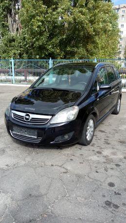 Opel Zafira 1.6 turbo CNG
