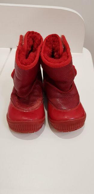 теплые зимние сапожки р.23 Kemal Pafi (Турция)Детские ботиночки/сапоги