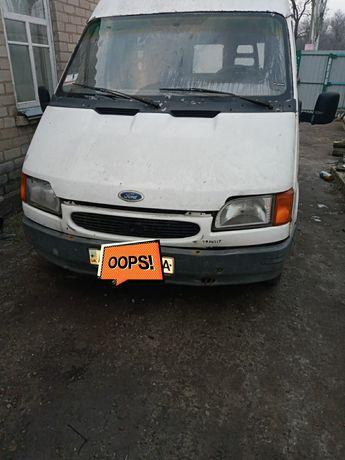 Разборка, ford transit форд транзит база 14/15 2.5 краб 85-95год