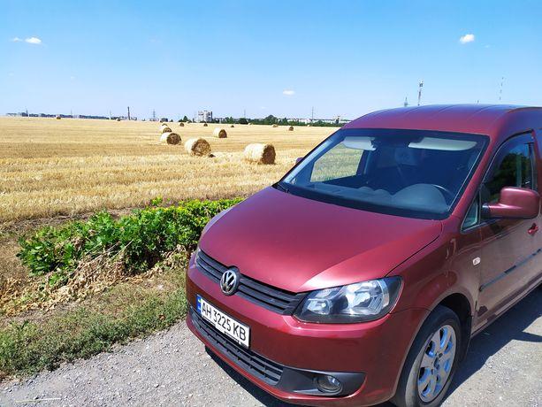 Volkswagen Caddy 2011 2.0tdi