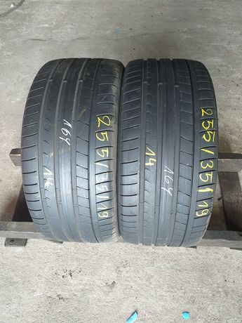 255/35 r19 Dunlop