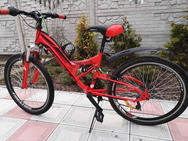 """Велосипед FORMULA ATLAS подростковый  24"""""""