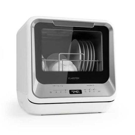 10032679 Мини-посудомоечная машина Amazonia 42 см , серебро , 58 дБ