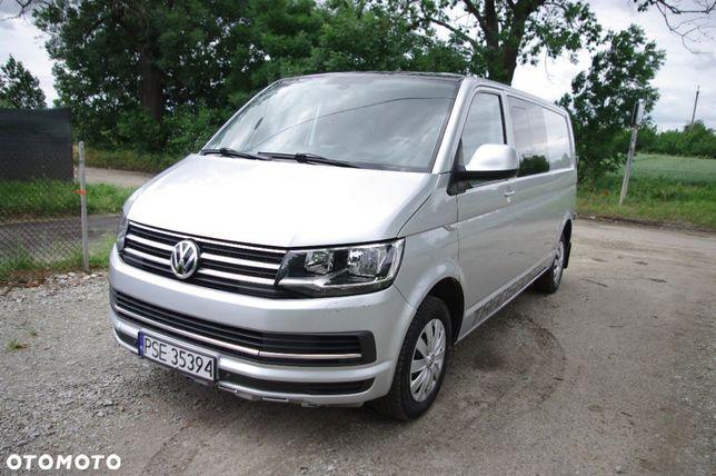 Volkswagen Transporter T5 * lift * long * klimatyzacja * navi * 5 osobowy * zadbany * zamiana