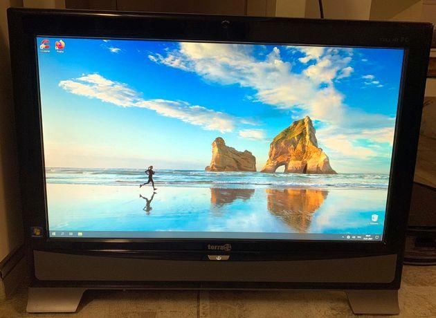 Моноблок Terra PC System ALL-IN-ONE-PC 2200 Сенсорный экран. Германий