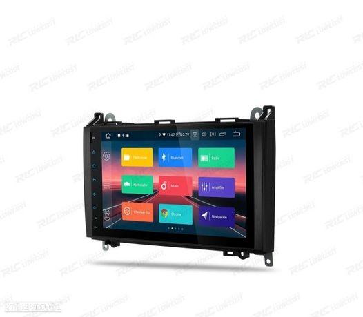 """AUTO RADIO MERCEDES BENZ LCD 9"""" TÁCTIL CLASE A CLASE B VITO VIANO SPRINTER ANDROID 9.0"""
