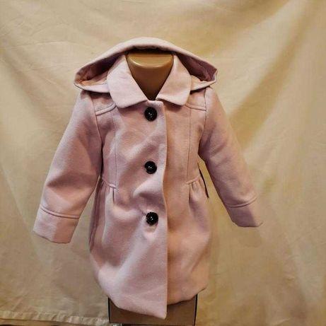 Кашемировое пальто chicco для девочки 9-12 мес оригинал