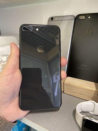 iPhone 8 Plus 64gb Space gray Neverlock