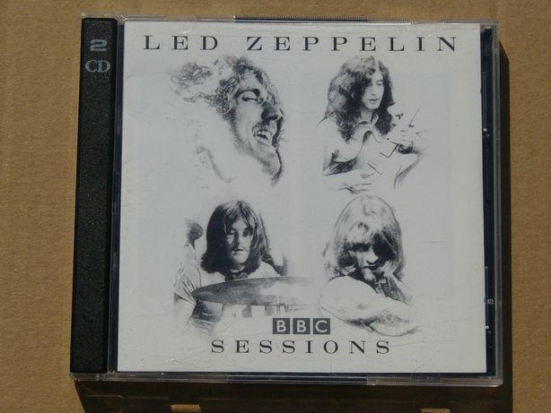 2cd Led Zeppelin - BBC Sessions 1997 1wyd. tłocz.GERMANY