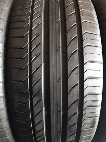 275/45/21 R21 Continental ContiSportContact 5 4шт