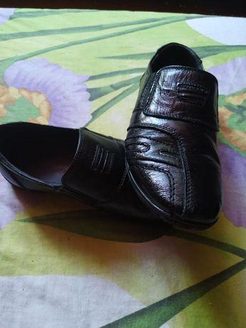 Продам кожаные туфли 200 грн!