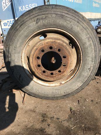Диск колёсный R-19,5 на 10штук крепёжных отверстий камаз маз краз газ