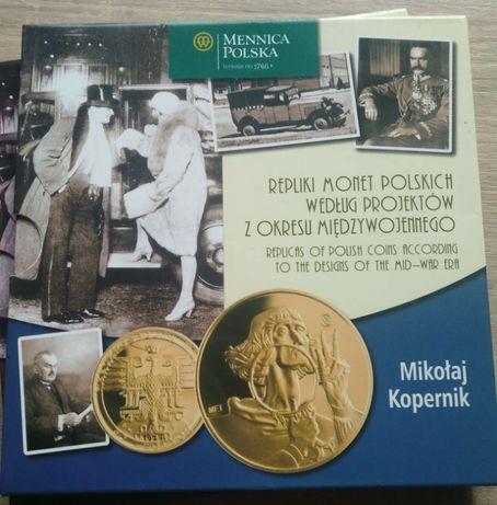 Monety Mikołaj Kopernik Mennica Polska