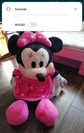 Wielkie Myszka Mini maskotka