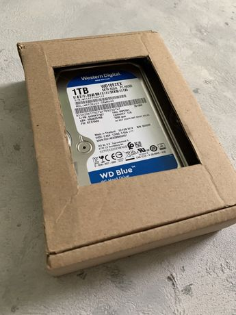 Жесткий диск WD 1TB WD10EZEX-00RKKA0