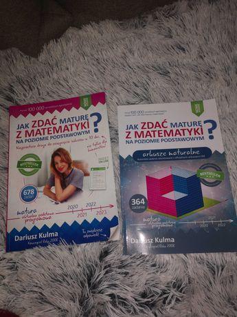 Książka jak zdać maturę z matematyki