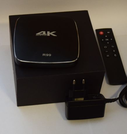 SMART TV android TV BOX R99
