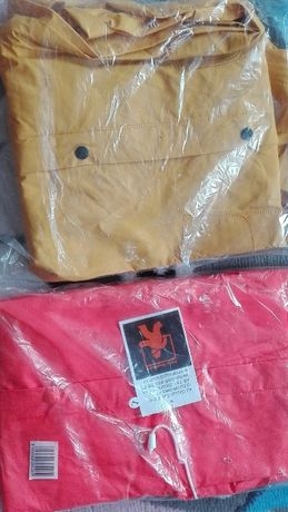 Nieprzemakalna kurtka robocza XXL i L