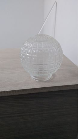 Плафон скляний