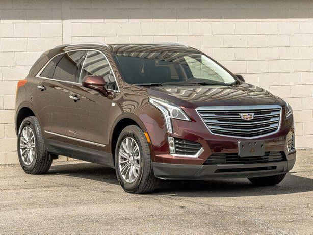Продам Cadillac XT5 2017