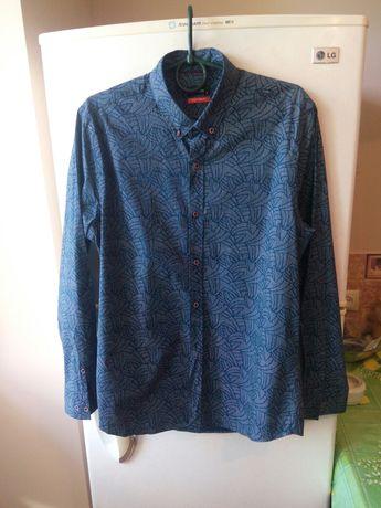 Tudors, Турция,оригинальная мужская рубашка в принт