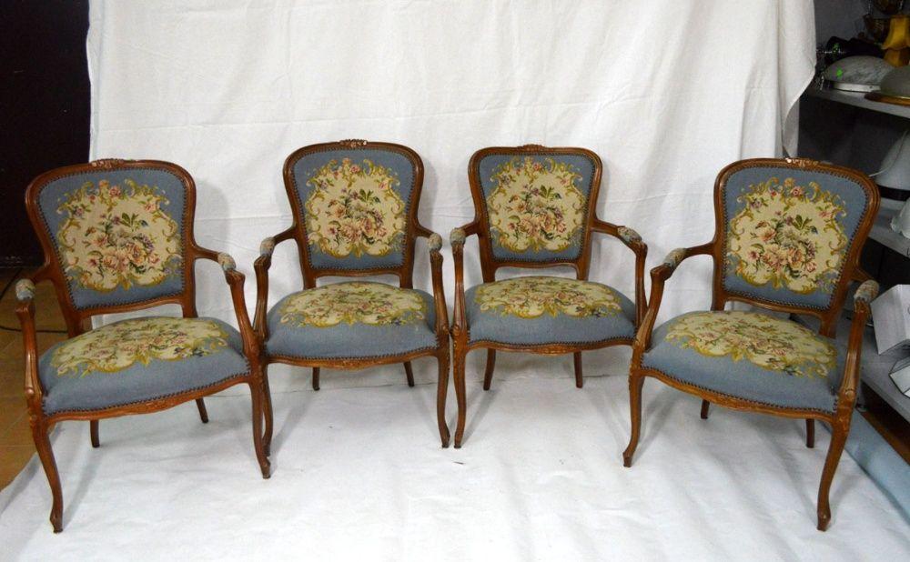 Fotele Ludwig 4 szt. /Meble Stylowe Grodzisk Mazowiecki