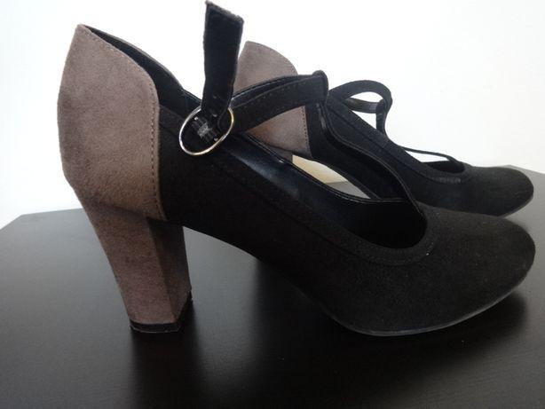 buty czółenka Graceland r. 38 jak NOWE