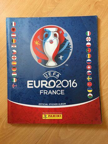 Caderneta Euro 2016 Panini