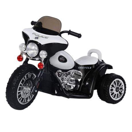 """motorek , skuter , chopper czarny """"POLICE"""""""