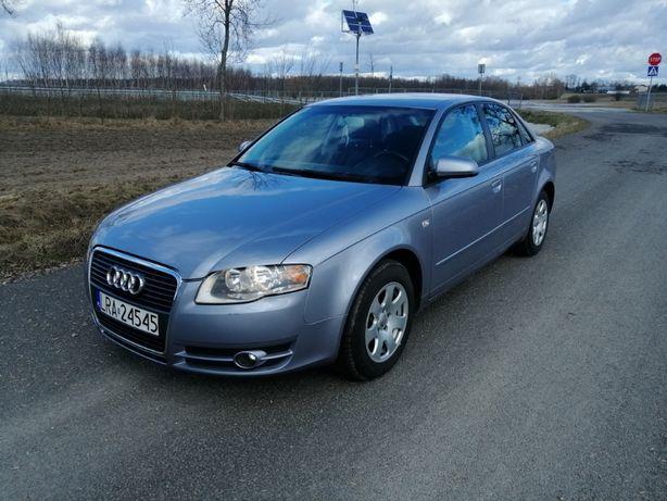 Audi A4 B7 2005r. 2.0 benzyna 130 km