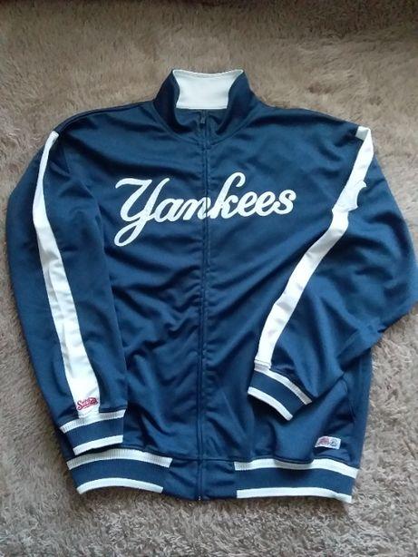 Клубная олимпийка New York Yankees Stitches MLB, NFL, NHL, NBA
