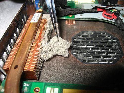чистка и диагностика пк и ноутбуков