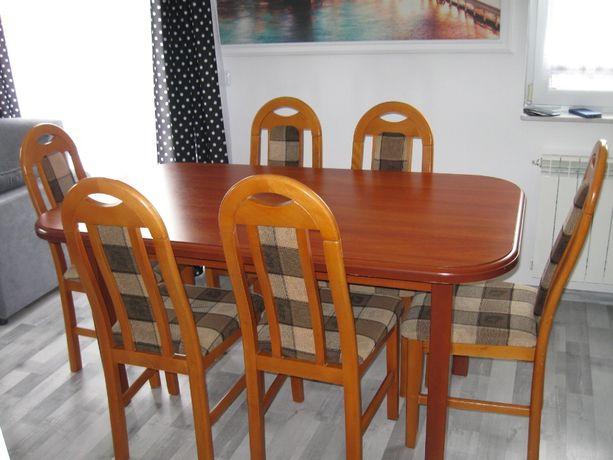 Sprzedam stół i 6 krzeseł!