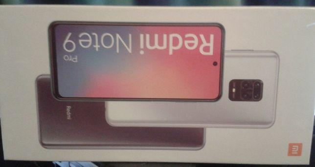 Xiaomi Redmi Note 9 Pro 6/128 szary, wersja Global
