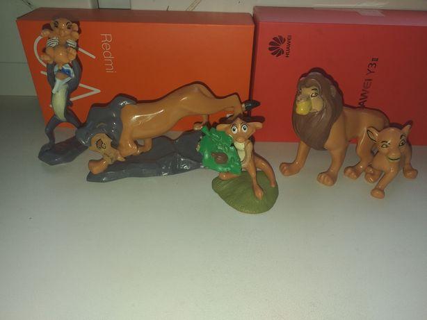 Фигурки из короля льва