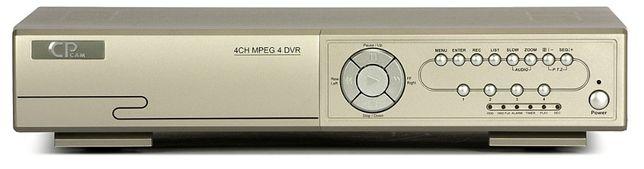Cyfrowy rejestrator 4-kanałowy AVTech MPEG-4,SATA