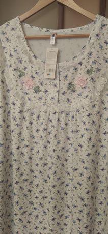 Новая Ночная рубашка сорочка большой размер.Нижнее бельеТолько Донецк.