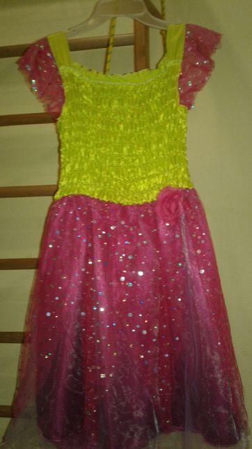 Маскарадное платье на Новый год