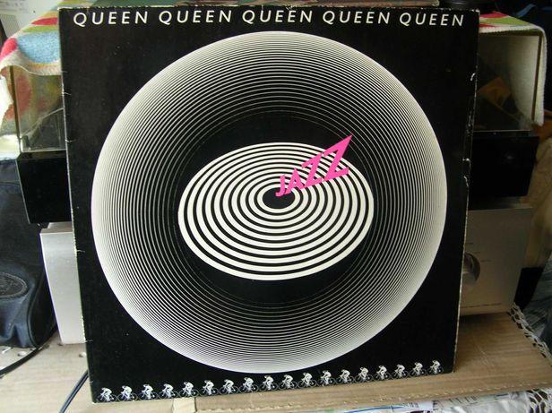 Płyta winylowa Queen Jazz 1 press LP