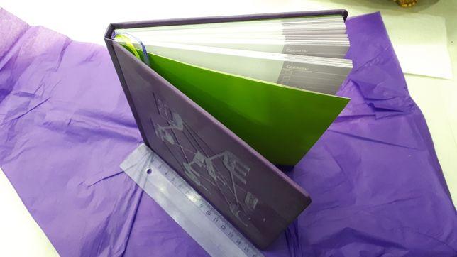 Блокнот записник планер щоденник + 2 олівці в подарунок