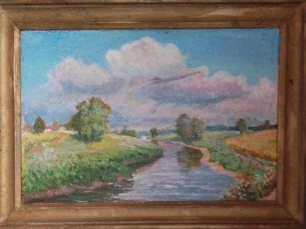 Картины1965-1987год.маслом