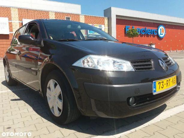 2003 Renault Megane 1.4 benzyna, bez korozji, opłacone, czyste