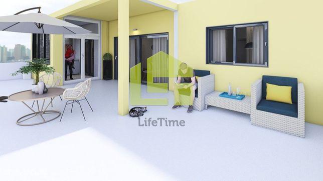 Apartamento T3 Novo Com vistas para o Mar e Rio