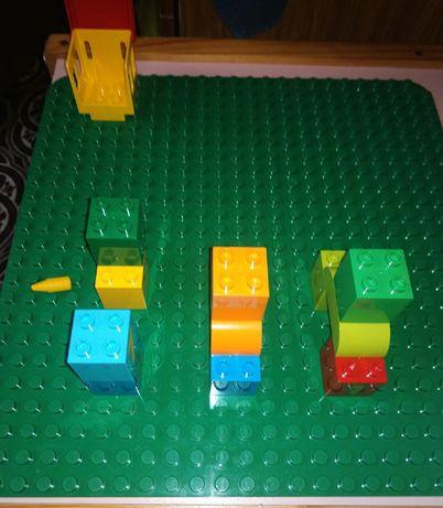 Пластина Лего Дупло